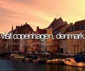 copenhagen and denmark image