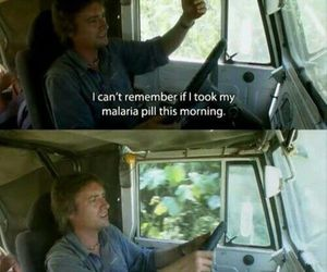 funny, pregnant, and top gear image