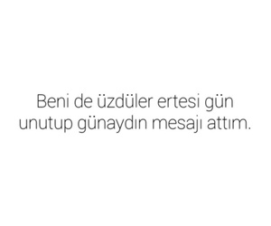 mesaj and turkce soz image