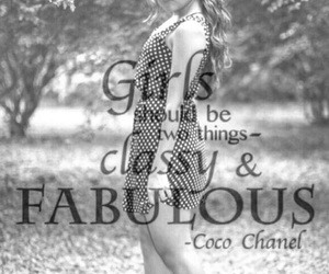 classy, coco chanel, and fabulous image