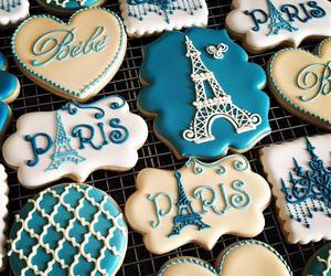candys, decor, and Cookies image