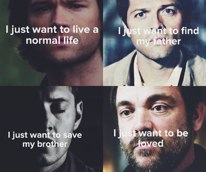 crowley, quotes, and Sam image