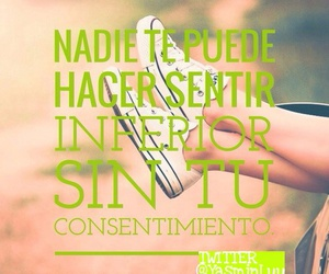 frases, frases en español, and consentimiento image