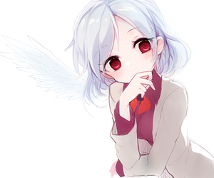 anime girl, touhou, and lovely image