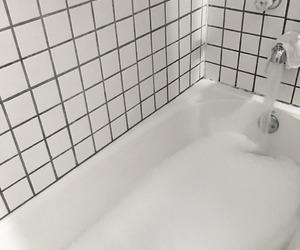 aesthetic and bath image