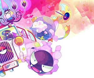 pokemon, ghost, and anime image