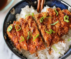 food, rice, and yummy image