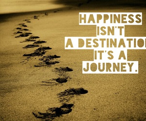 destination, happy, and happiness image