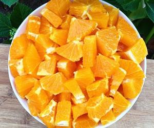 food, fruit, and orange image