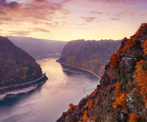 germany, nature, and river image