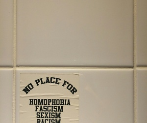 love, homophobia, and sexism image