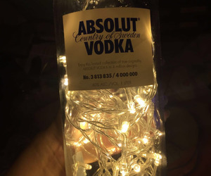 alcohol, drink, and lights image