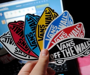 vans, photography, and vans off the wall image