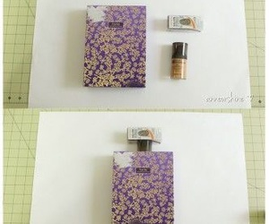 beautiful, parfum, and box image