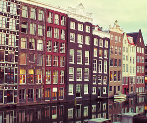 amsterdam, beautiful, and photography image