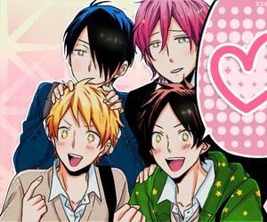 anime, manga, and katakura keiichi image
