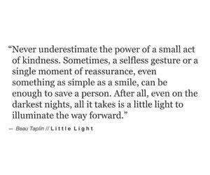 kindness, beau taplin, and smile image