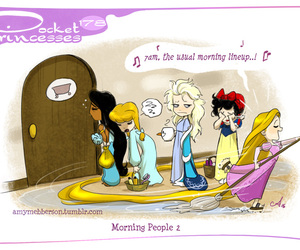 pocket princesses, cinderella, and disney image