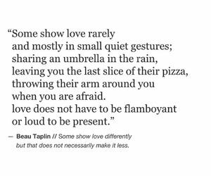 beau taplin and love image