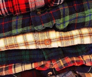 flannel, hipster, and clothes image