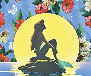 disney, ariel, and wallpaper image