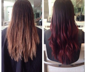 color, goals, and hair image