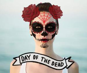 day of the dead, dead, and fantasy image