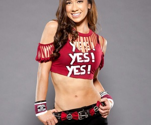 aj lee and wwe image