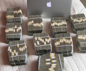 money and apple image