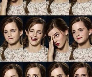 emma watson, faces, and harry potter image
