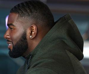 boy, beard, and melanin image