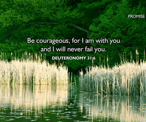 bible, jesus, and courageous image