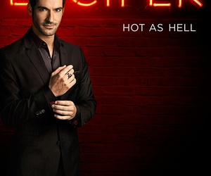 lucifer, tom ellis, and Devil image