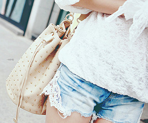 bag, fashion, and girl bag sweet image