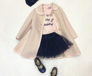 baby, baby girl, and baby clothes image