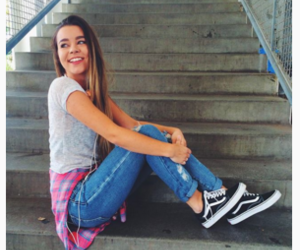 sierra furtado, youtuber, and outfit image