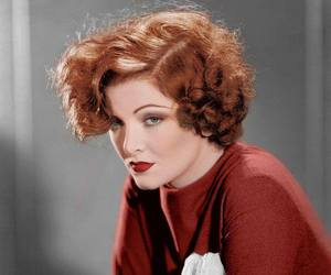 Myrna Loy and vintage image