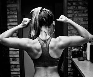 motivation, workout, and fitspiration image