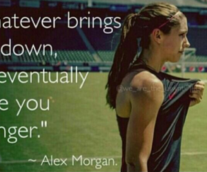 soccer, girl, and quotes image