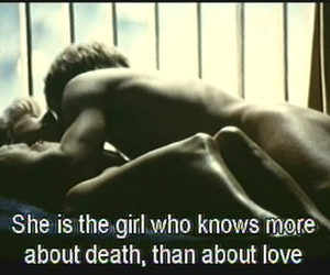 death, girl, and sex image