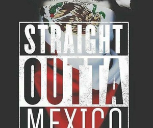 flag, mexico, and straight image