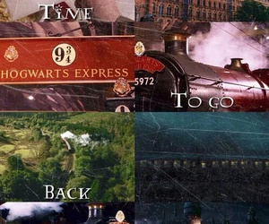 harry potter and home image