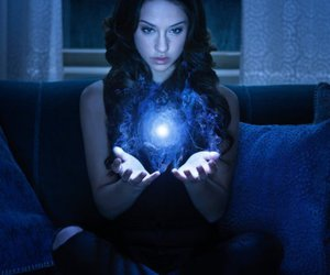 magic, blue, and power image