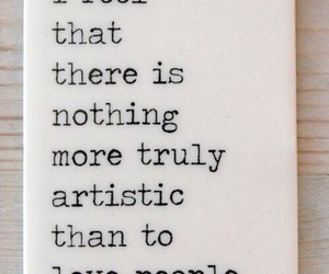 quote, love, and van gogh image