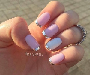 fashion, manicure, and nail image