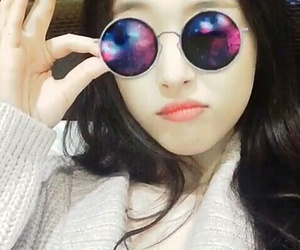 baby girl, SM, and choi sulli image