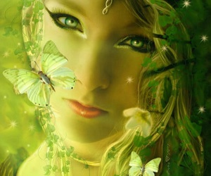incredible green fairy image