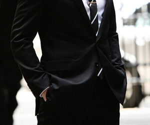 suit, style, and classy image
