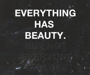 beauty, but, and everything image