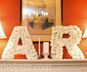 wedding and letters image